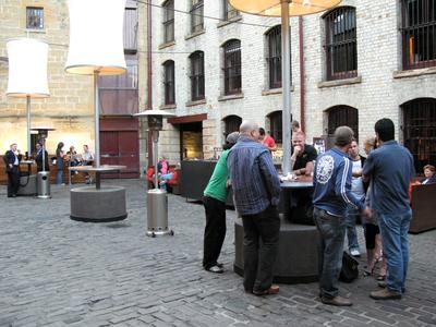 The Sydney Bar Scene