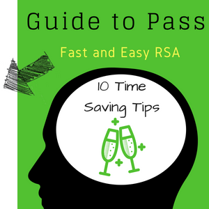 RSA Test - 10 Tips To Quickly And Easily Pass