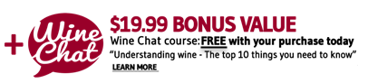 Wine Course for Free